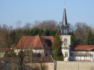 L'Eglise a Benoite Vaux