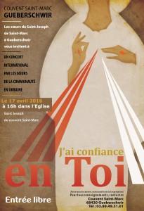 Concert Couvent Saint-Marc